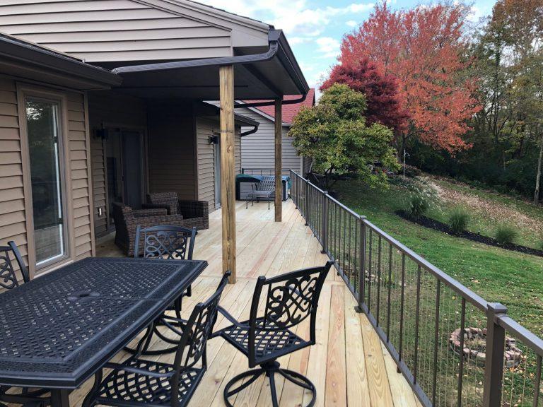 Outdoor Living Spaces Cincinnati