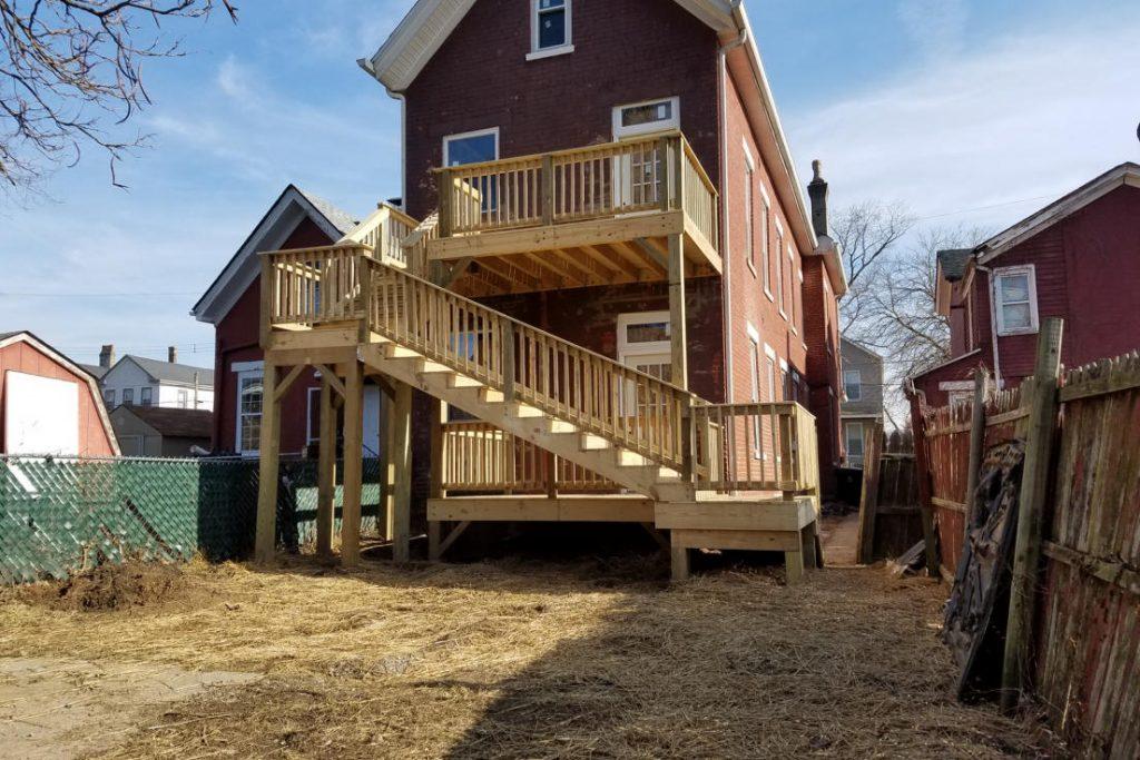 Deck Builders Cincinnati